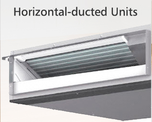 Horizontal-ducted Units
